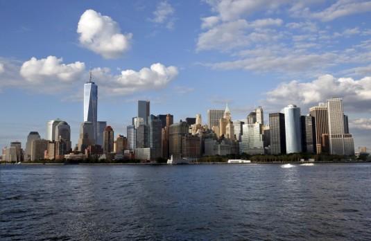 NY Skyline 2013