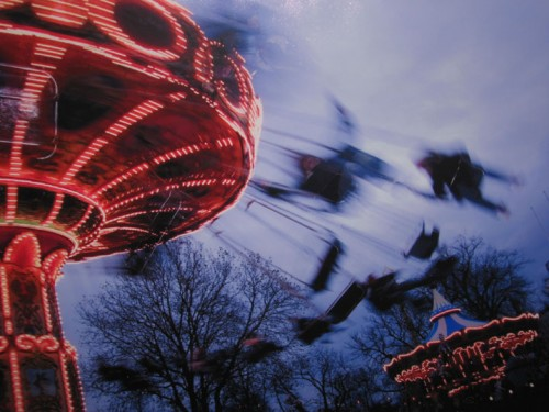 Tivoli Gardens Flying High, 2006
