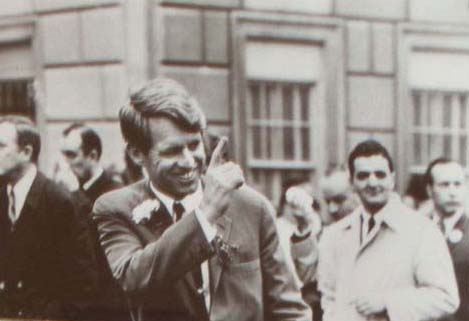 Bobby Kennedy, 1968