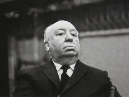 Alfred Hitchcock, L.A., 1969