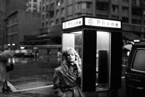 Farrah Fawcett, N.Y.C., 1981