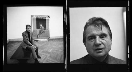 Francis Bacon Diptych, 1986