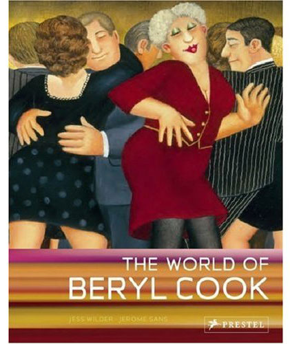 The World Of Beryl Cook Book