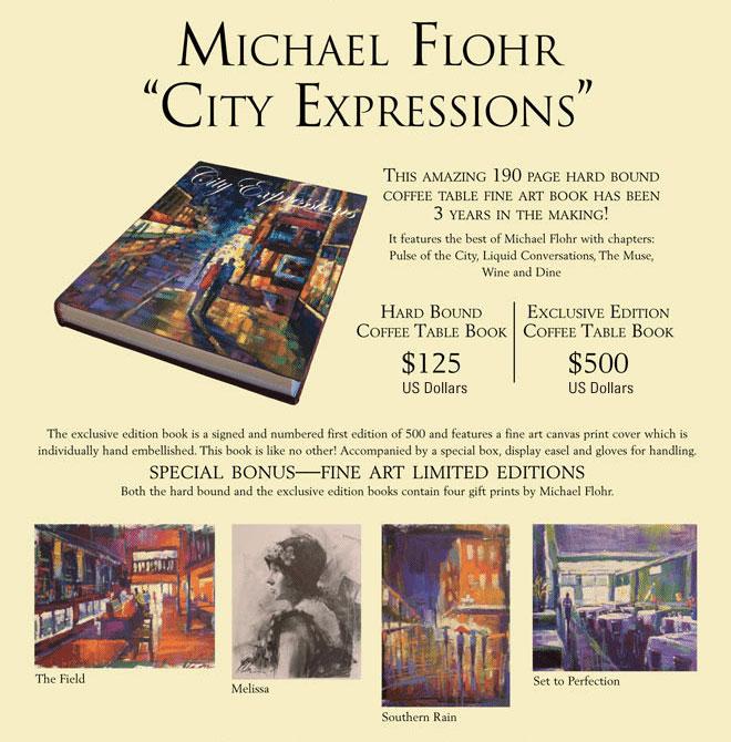 City Impressions Book