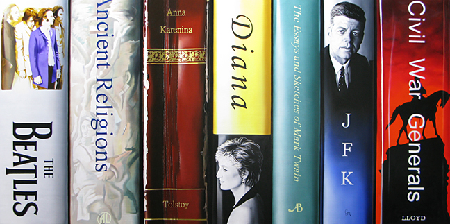 "Bibliotheque VI 12""X24"" or 24""X48"""