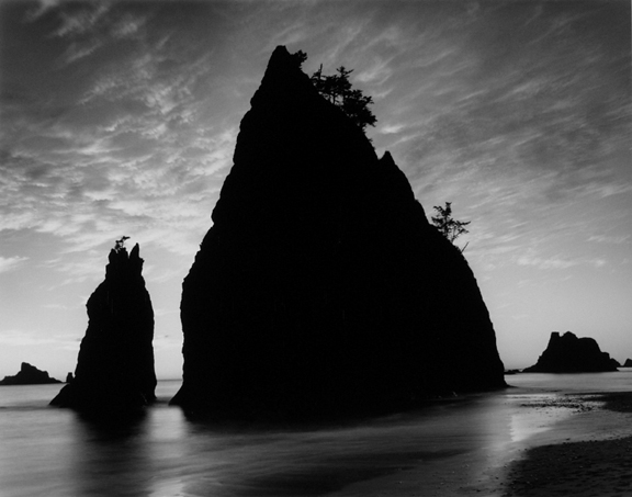 Rialto Beach Evening