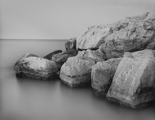 Rocks, Lake MT