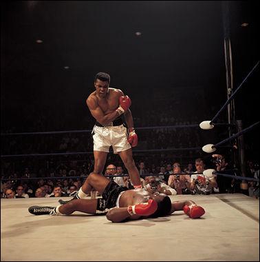 Ali vs Liston, 1964