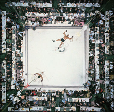 Ali vs Williams, 1966