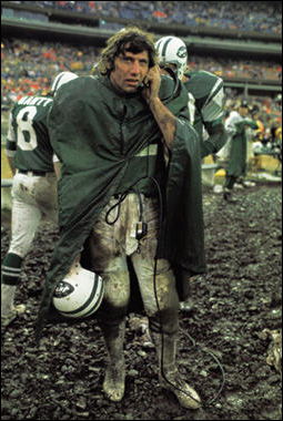 Joe Namath - New York Jets, 1974