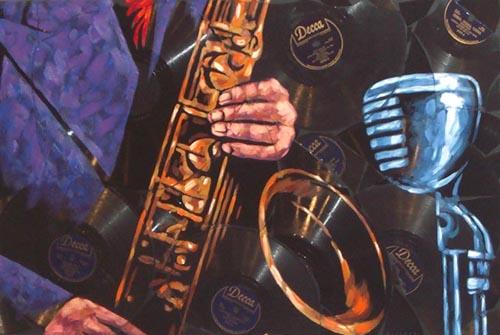 Mellow Saxophone