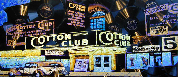 Starry Night at Cotton Club