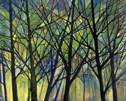 """Branching Out 40""""x50"""""""