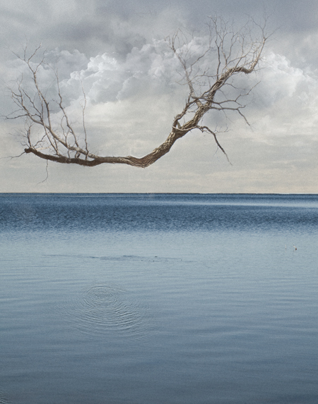"The Lake II 8""x10"""