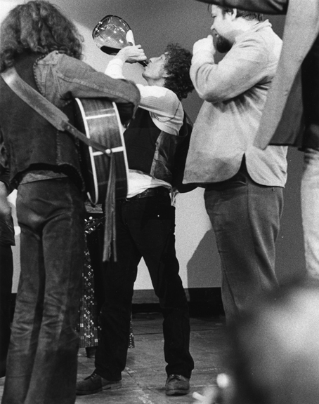 Bob Dylan, NYC, 1974