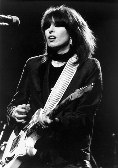 Chrisie Hynde, 1980