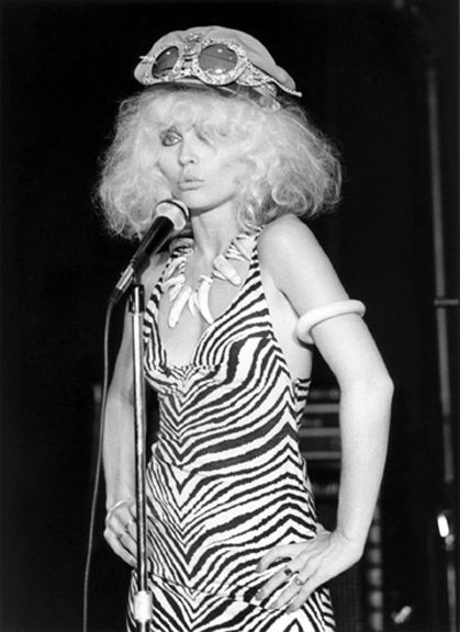 Debbie Harry, NYC, 1976