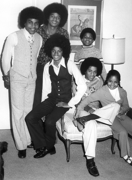 Jackson Family, NYC, 1972