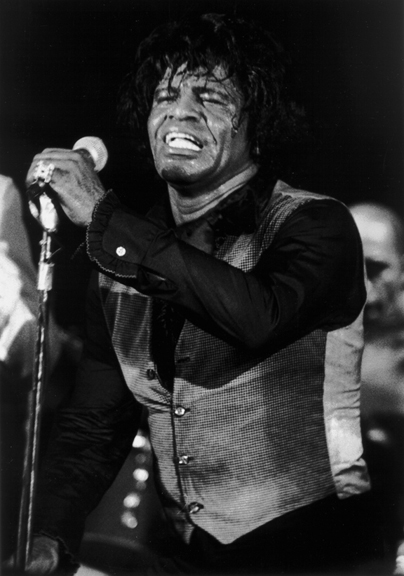 James Brown, 1980