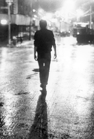 Joe Strummer, NYC, 1978