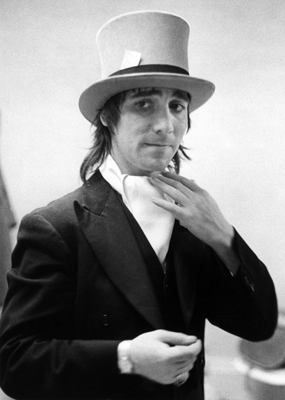 Keith Moon, NYC, 1974
