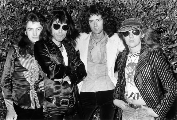 Queen, Memphis, 1974