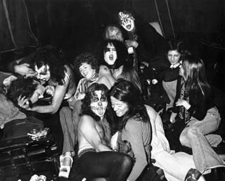 Orgy, Passaic, NJ, 1974