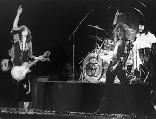 Group, LA, 1975