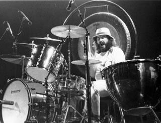 John Bonham, Live, NYC, 1977