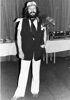 John Bonham Sleeve, NYC, 1977