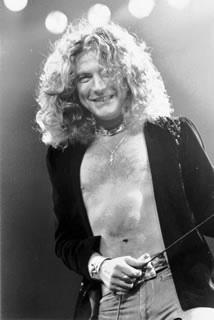 Robert Plant, NYC, 1977