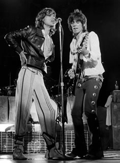 Mick & Keith - Full Length, Baton Rouge, 1975