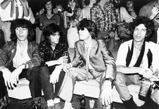 Press Party Danceteria 1980