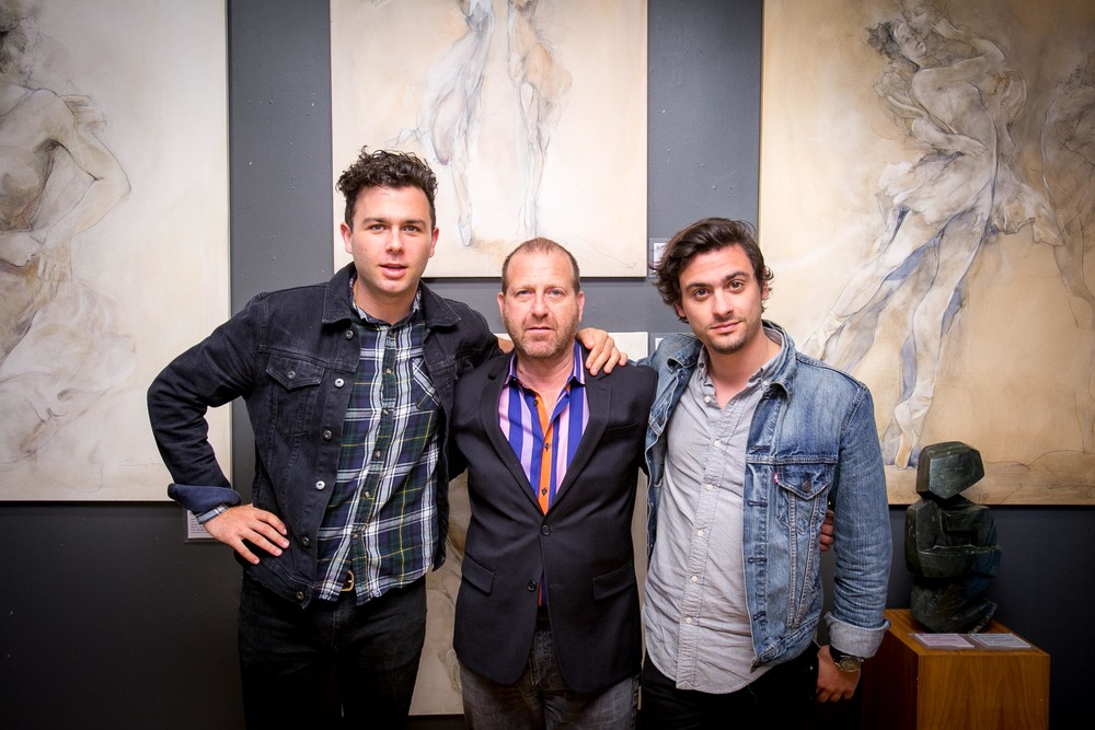 The Arkells Press Conference - August 2014