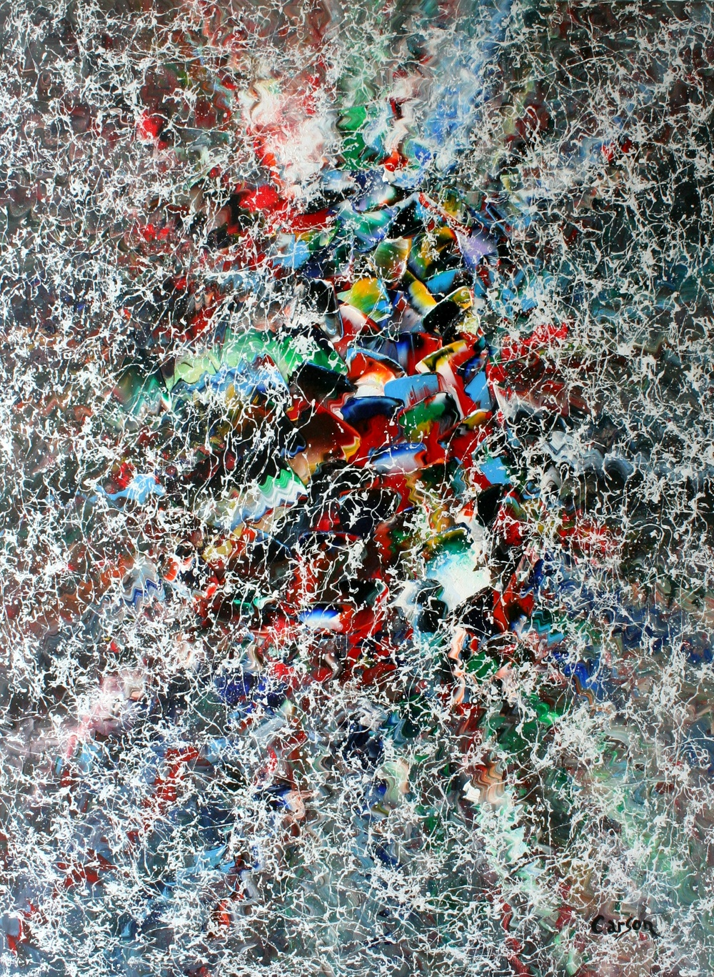 1 - 40 x 30 inch - Mosaic - Charles Carson.JPG