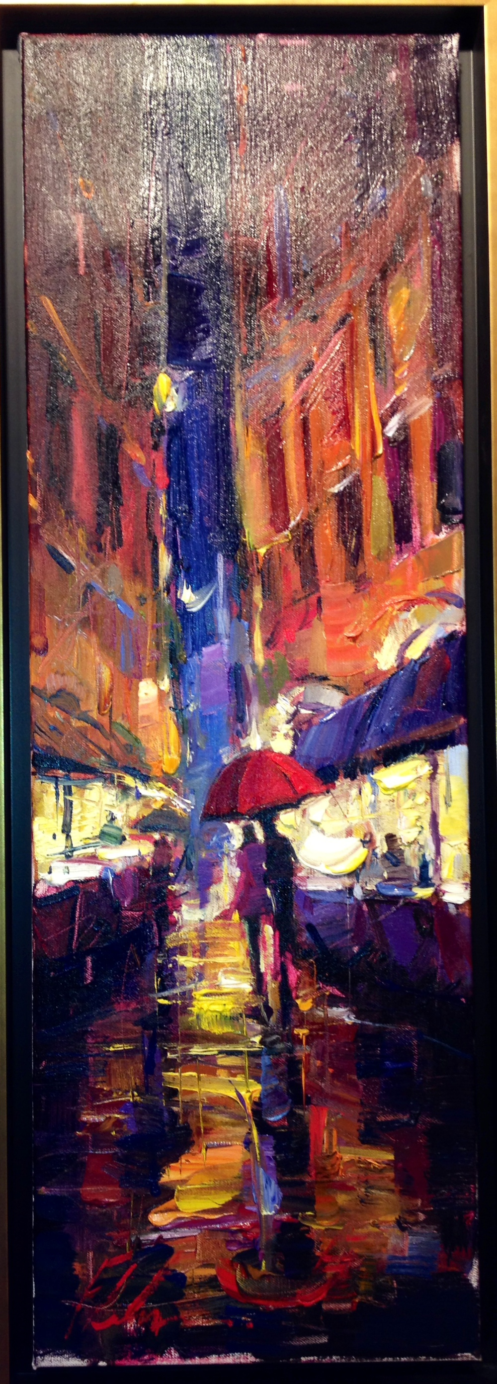 "Night Walk 33"" x 14"""