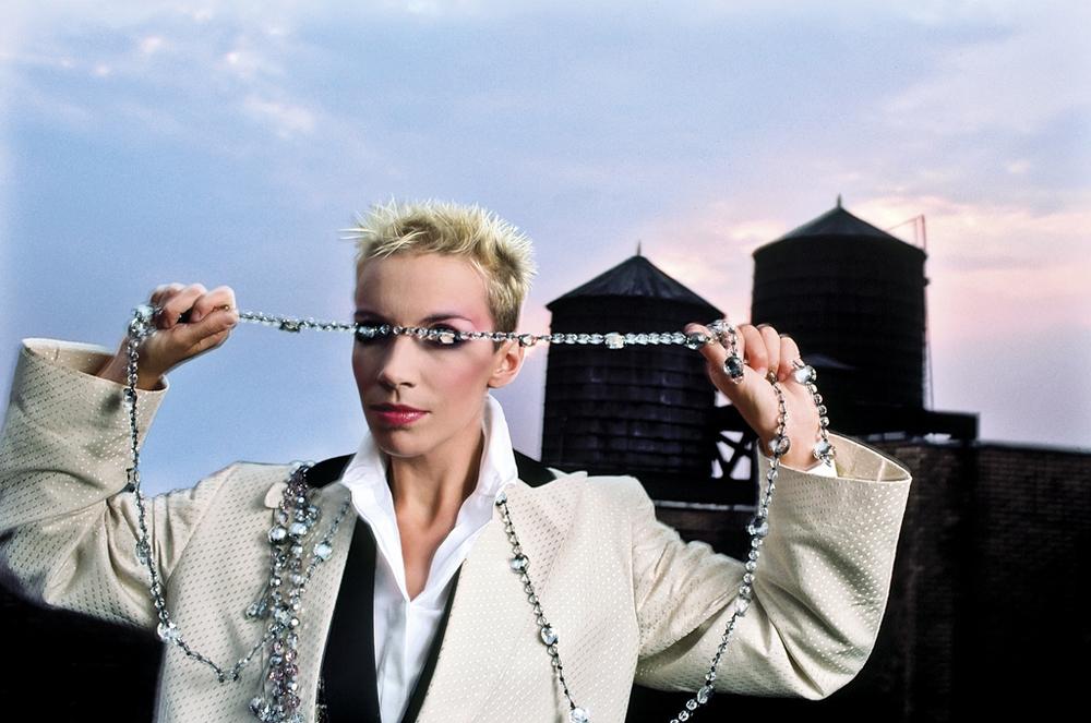 Annie Lennox 1984