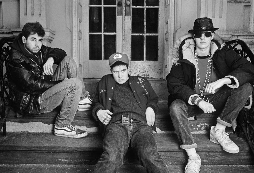 Beastie Boys Steps 1987