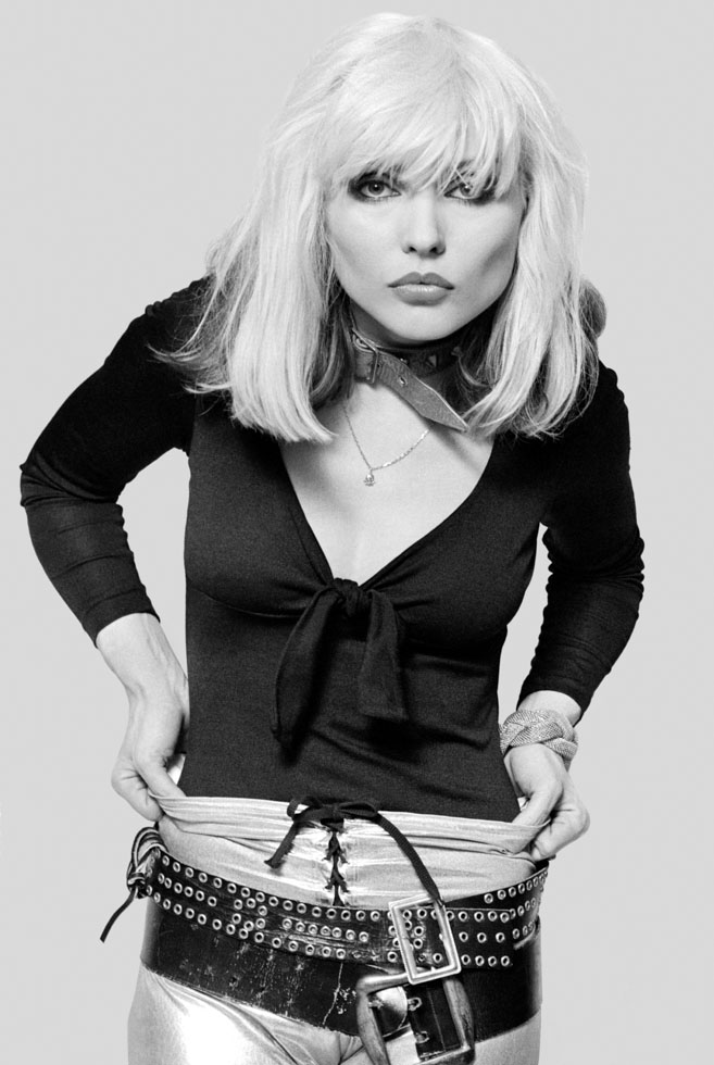 Blondie Debbie Harry Studio 1977