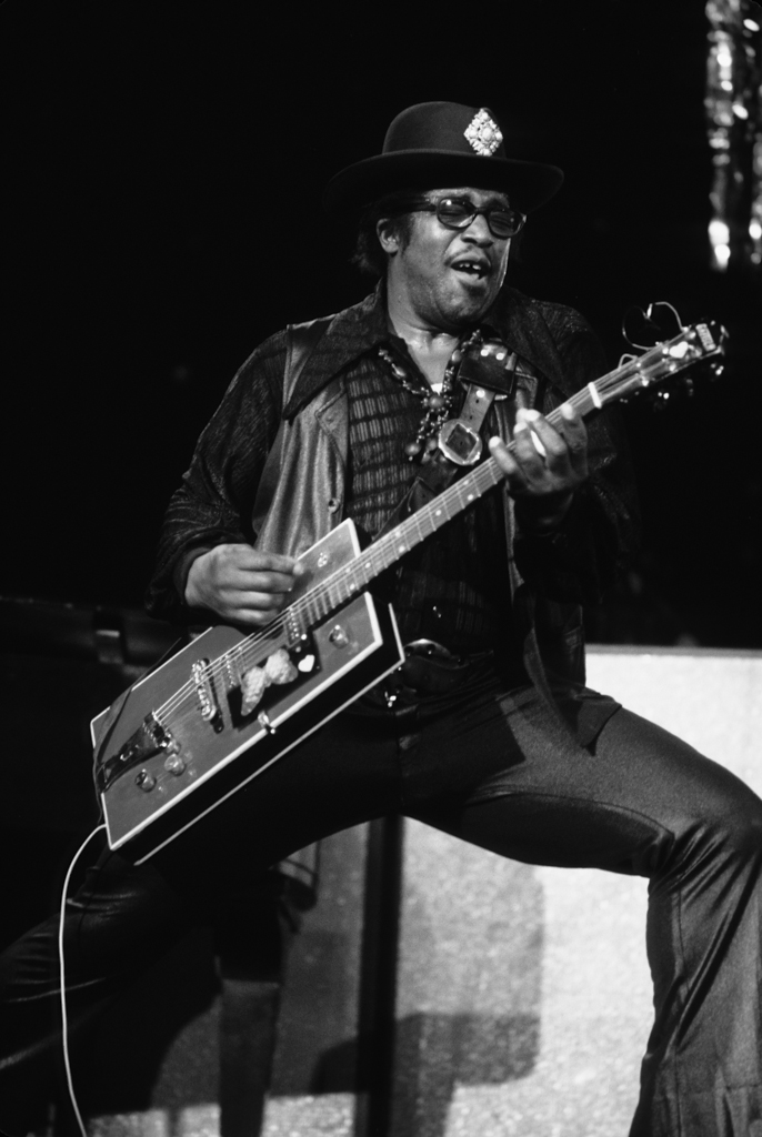 Bo Diddley 1974