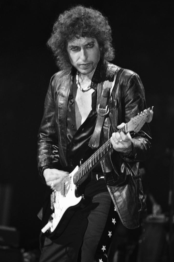 Bob Dylan 1978