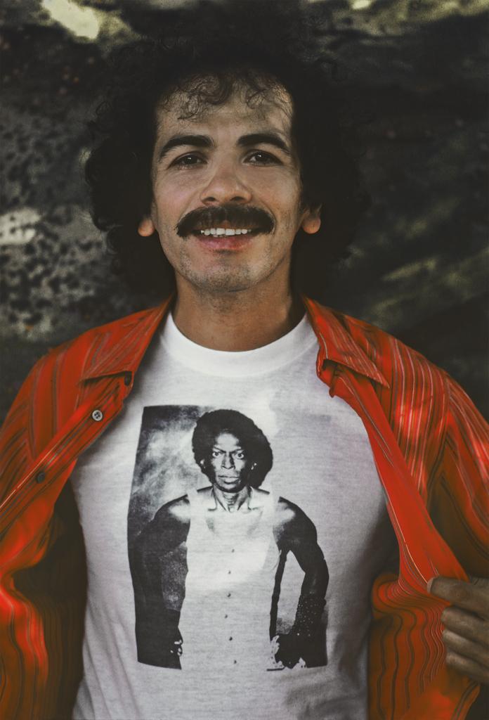 Carlos Santana 1982