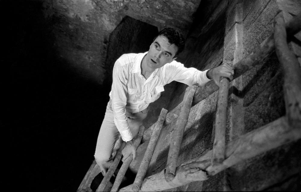 David Byrne 1980