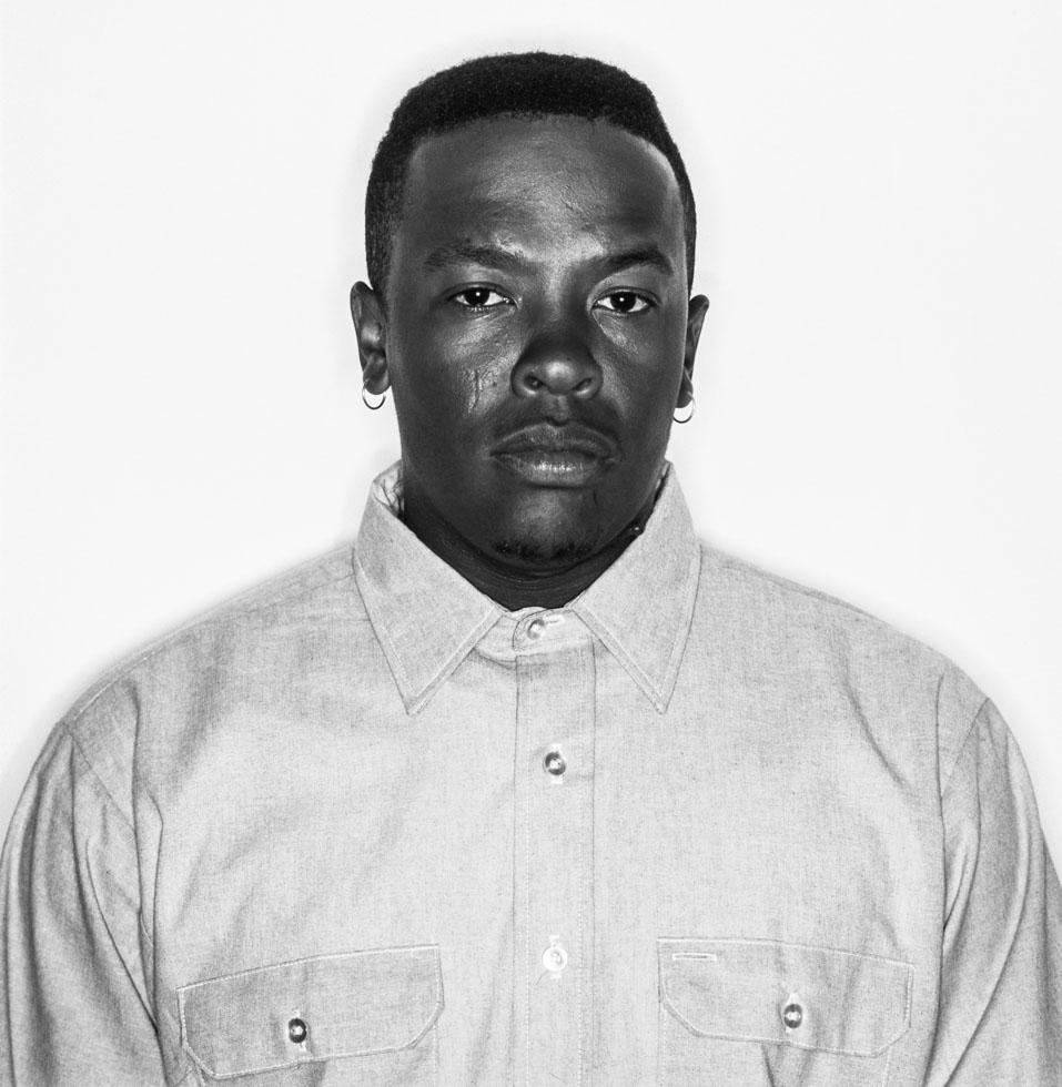 Dr. Dre of N.W.A. 1991