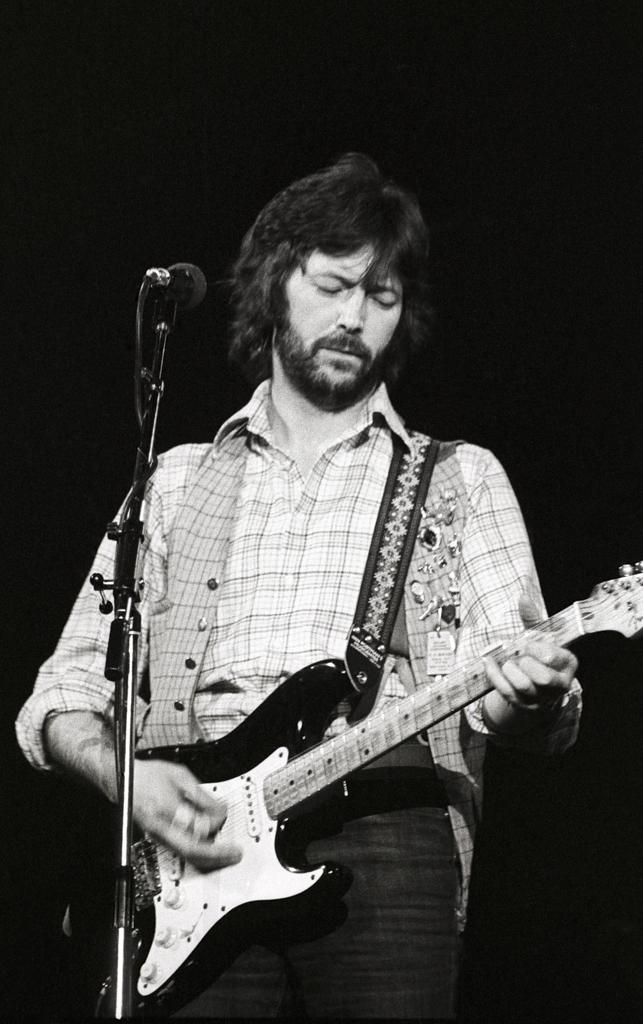 Eric Clapton 1976