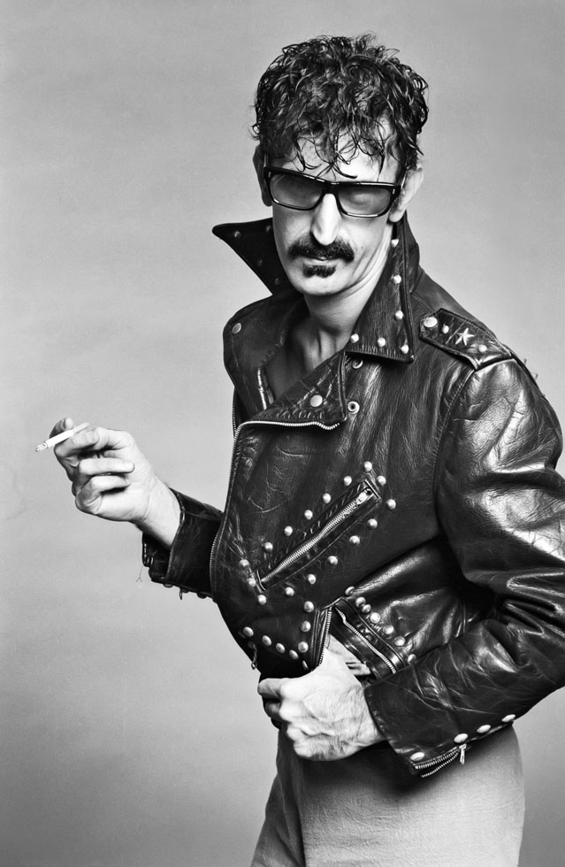 Frank Zappa Motorcycle Jacket 1979