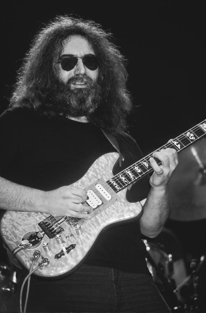 Jerry Garcia 1980