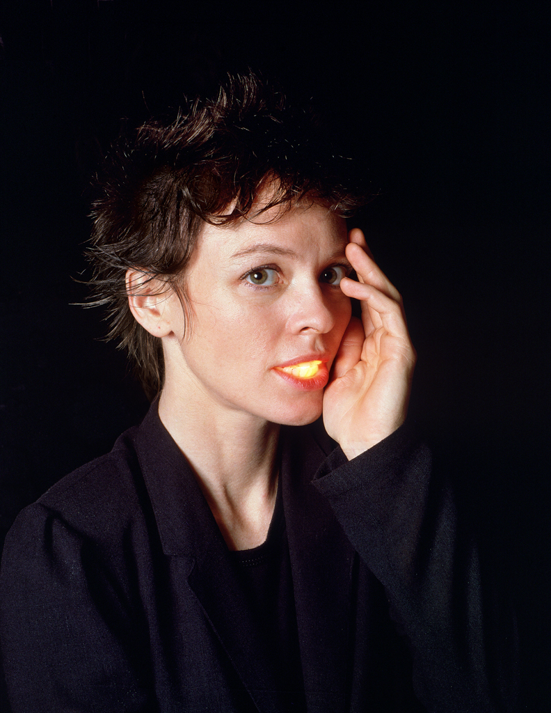 Laurie Anderson 1982