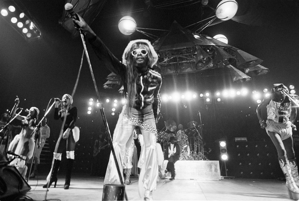 Parliment Funkadelic 1980