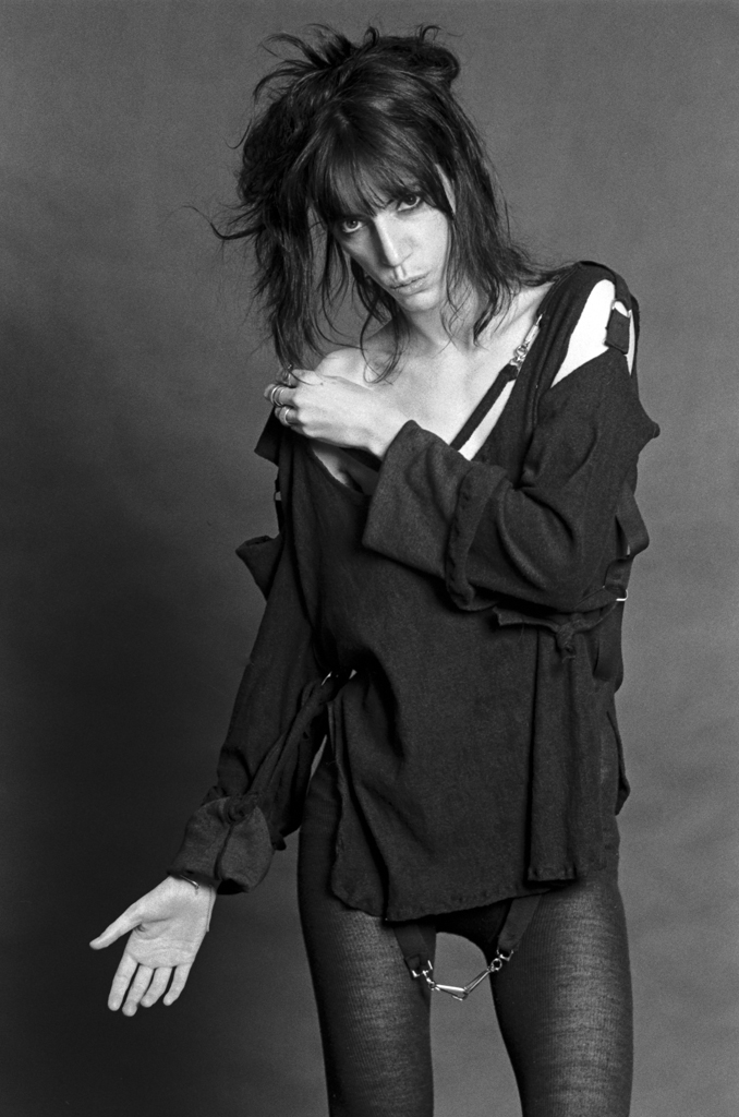 Patti Smith 1977